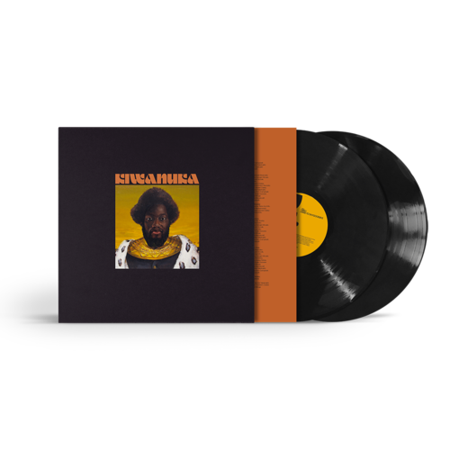 Michael Kiwanuka: Kiwanuka Double Heavyweight Gatefold Vinyl