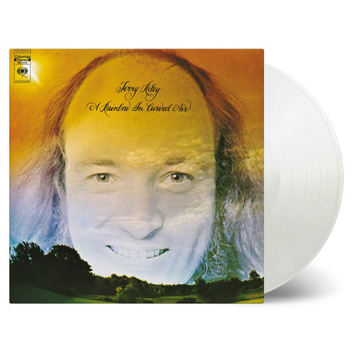 Terry Riley: A Rainbow In Curved Air: Transparent Vinyl