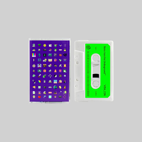 High Contrast: Notes From The Underground Cassette
