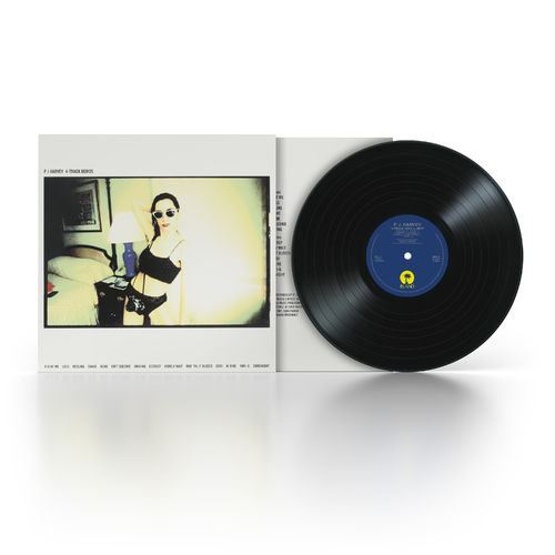 PJ Harvey: 4-Track Demos