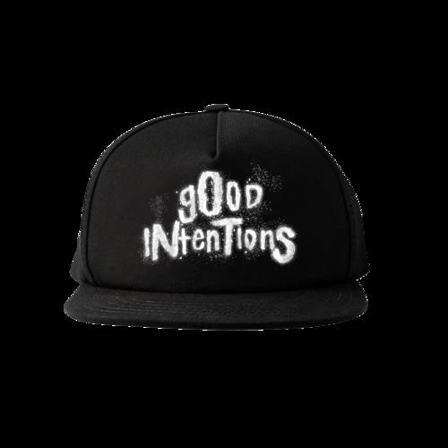 Nav: NWO GOOD INTENTIONS SNAPBACK + DIGITAL ALBUM