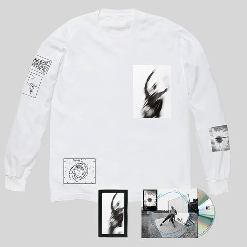 Ben Howard: Collections From The Whiteout: White Longsleeve, CD + Exclusive White Cassette