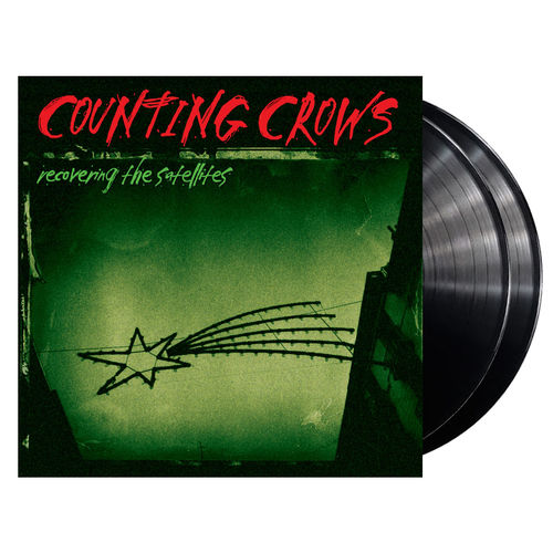 Counting Crows: Recovering The Satellites (2LP)