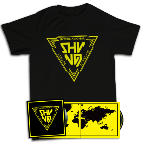 Shining: CD & T-Shirt