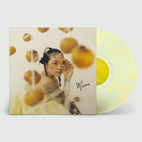 Japanese Breakfast: Jubilee: Signed Exclusive Clear + Yellow Swirl Vinyl