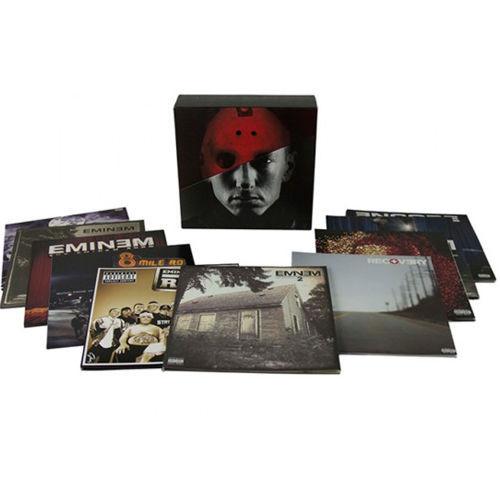 Eminem: THE VINYL LPS (10 LP BOX SET)
