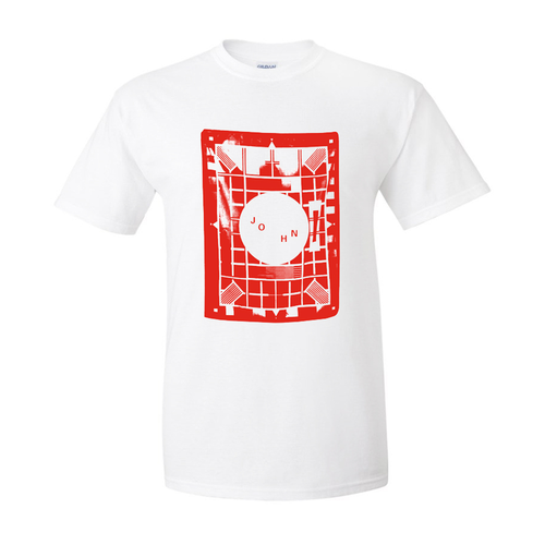 JOHN: OHOTF Test Card T-shirt