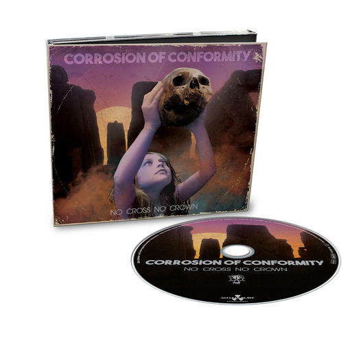 Corrosion Of Conformity: No Cross No Crown: Limited Digipack CD