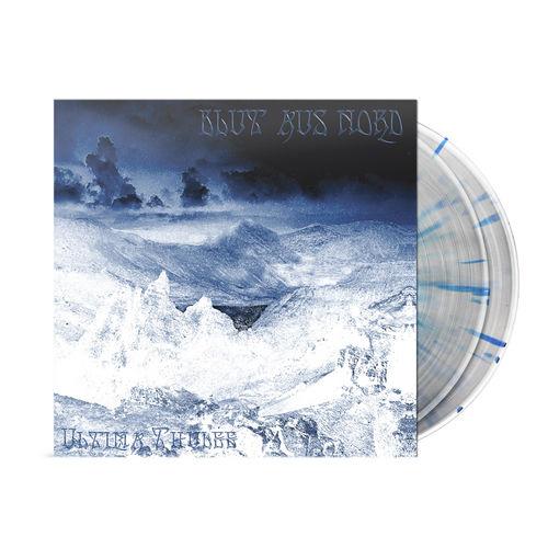Blut Aus Nord: Ultima Thulée Clear / Blue Splatter