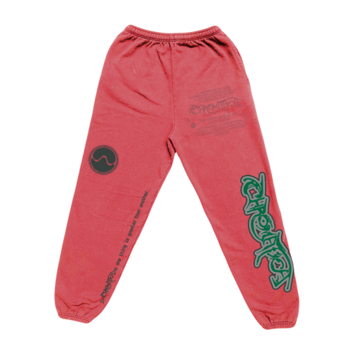 Lady Gaga: CHROMATICA PINK SWEATPANTS II + DIGITAL ALBUM