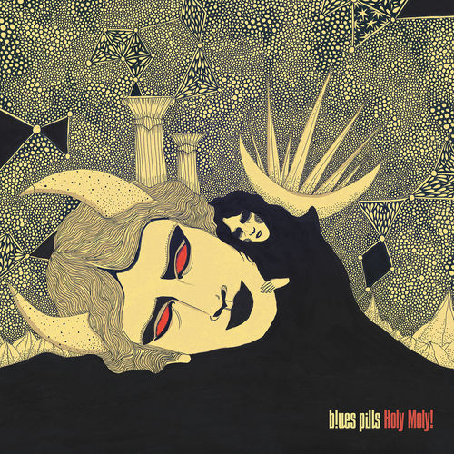Blues Pills: Holy Moly! CD