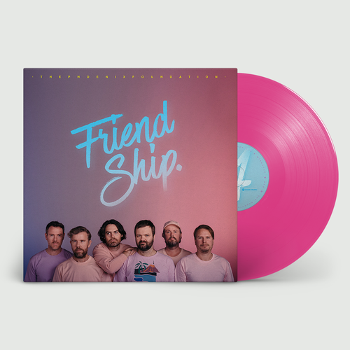 The Phoenix Foundation: Friend Ship: 180gm Pink Vinyl