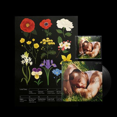 Sam Smith: Signed Botanical Poster Bundle II
