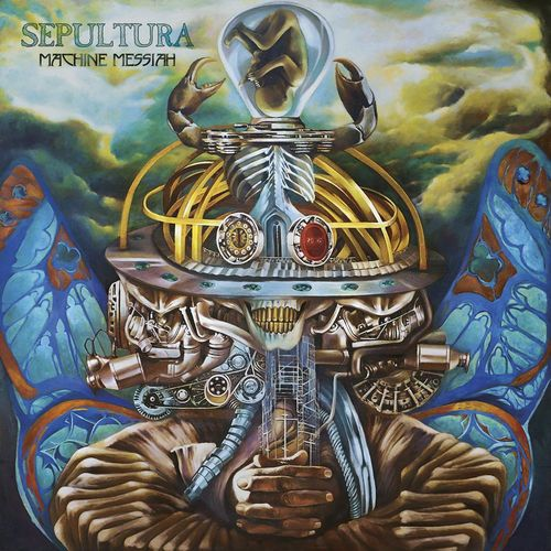 Sepultura: Machine Messiah
