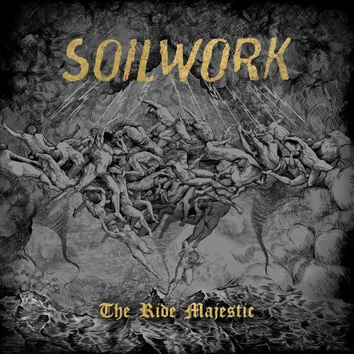 Soilwork: The Ride Majestic: Deluxe Digipak