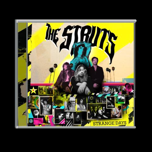 The Struts: Strange Days CD