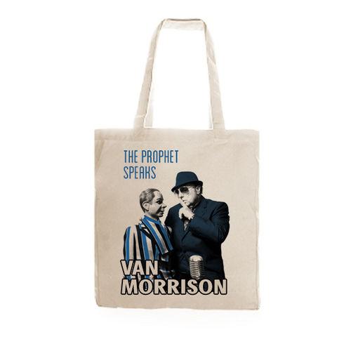 Van Morrison: Prophet Tote Bag