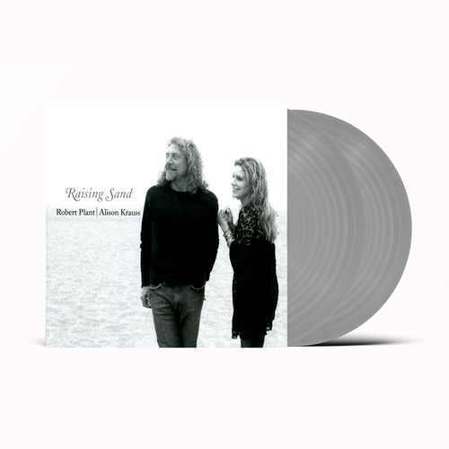 Alison Krauss & Robert Plant: Raising Sand: Exclusive Grey Vinyl
