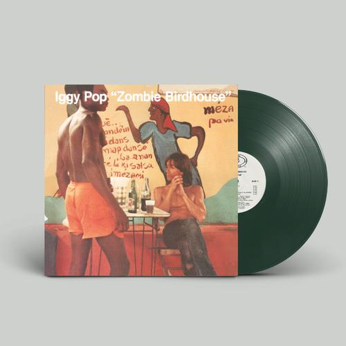 Iggy Pop: Zombie Birdhouse: Exclusive Green Vinyl