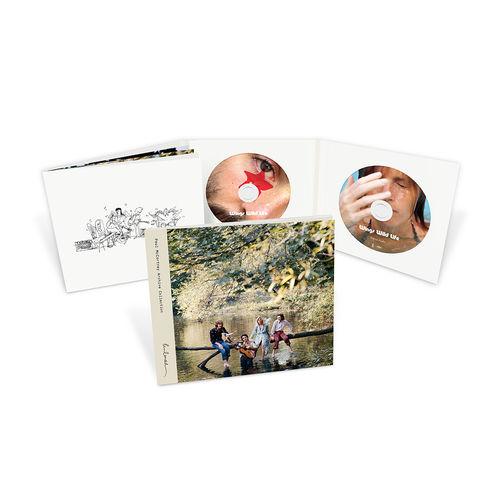 Paul McCartney and Wings: Wild Life - 2CD Digipack
