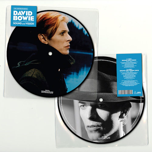 David Bowie: Sound And Vision: Picture Disc