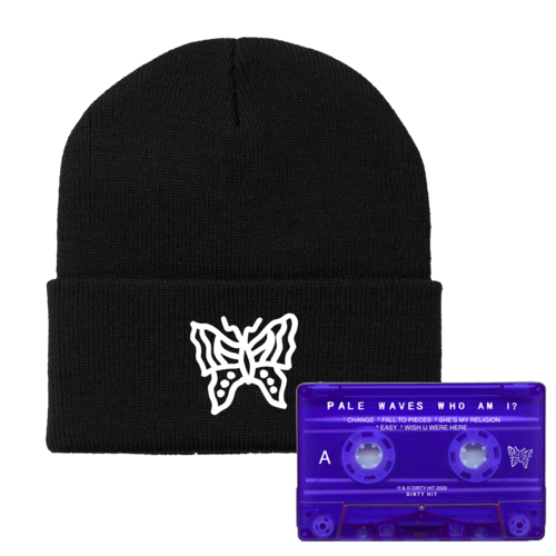 Pale Waves: Black Beanie + Cassette