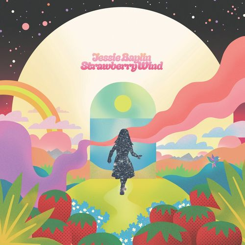 Jessie Baylin: Strawberry Wind: Coloured Vinyl LP
