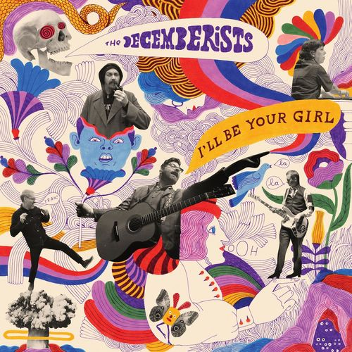 The Decemberists: I'll Be Your Girl: White Vinyl