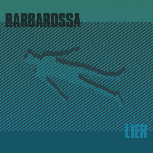 Barbarossa: Lier: Red Vinyl