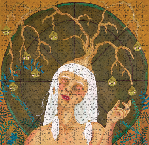 aurora: Appletree Lady Jigsaw Puzzle
