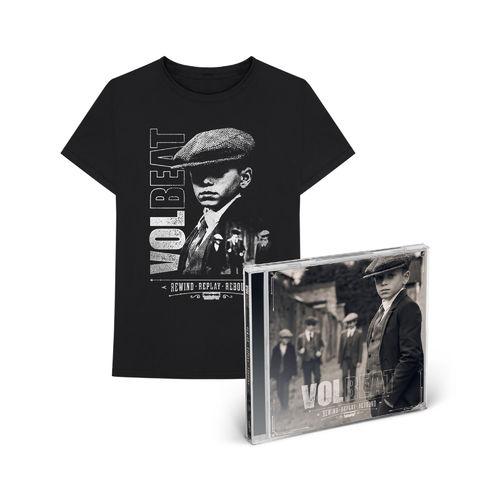 Volbeat: CD + Shirt