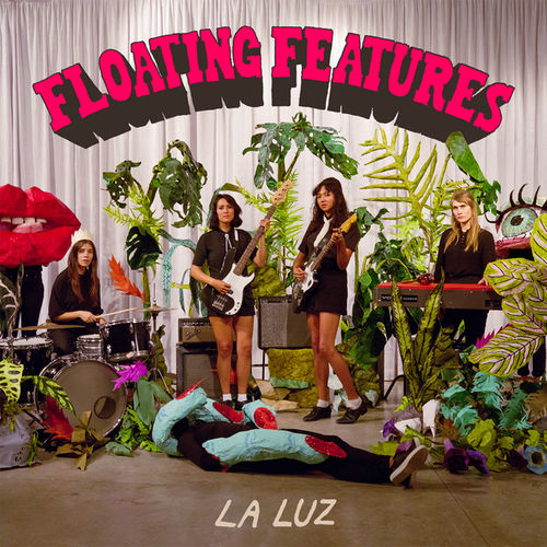La Luz: Floating Features: Coloured Vinyl