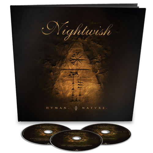 Nightwish: Human:II:Nature: Limited Edition 3CD Earbook