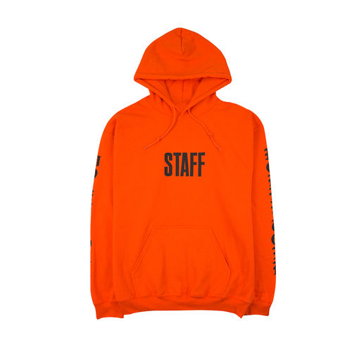 Justin Bieber: Orange World Tour Hoodie