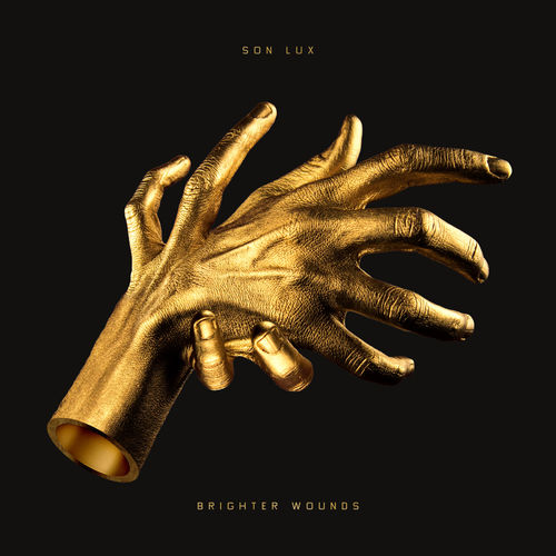 Son Lux: Brighter Wounds: Signed Coloured Vinyl
