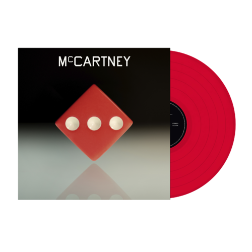 Paul McCartney: McCartney III - Exclusive Red LP