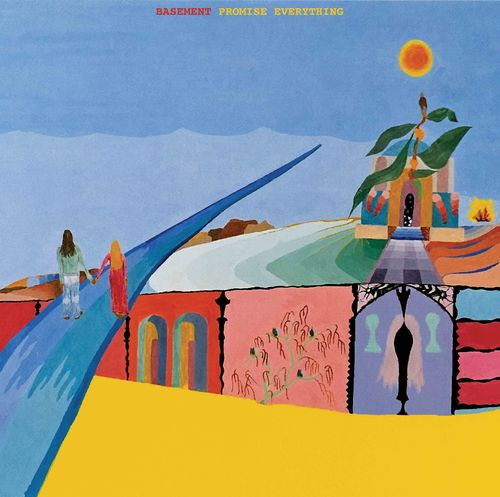 Basement: Promise Everything: Deluxe Coloured Vinyl