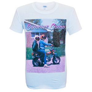 Summer Camp: Motorcycle Duo T-Shirt