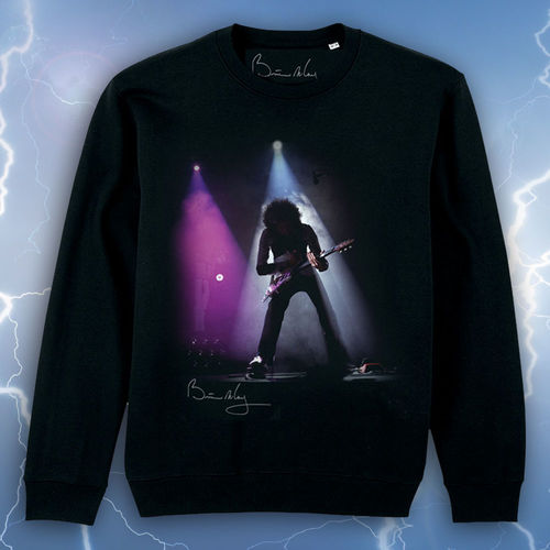 Brian May: Brian 'Live' Sweatshirt