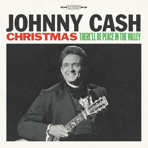 Johnny Cash: Christmas: There'll Be Peace in the Valley