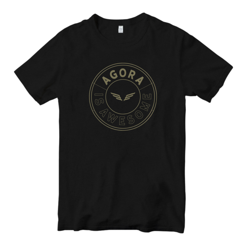 Mumford & Sons : Agora T-Shirt
