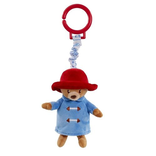 Paddington Bear: Paddington for Baby Jiggle Toy