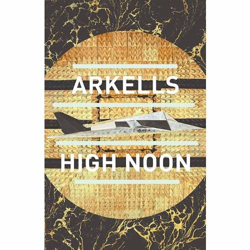 Arkells: High Noon - 14pt Double Sided Autographed Lithograph