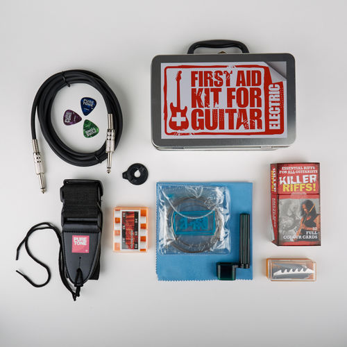 Abbey Road Studios: Electric Guitar First Aid Kit