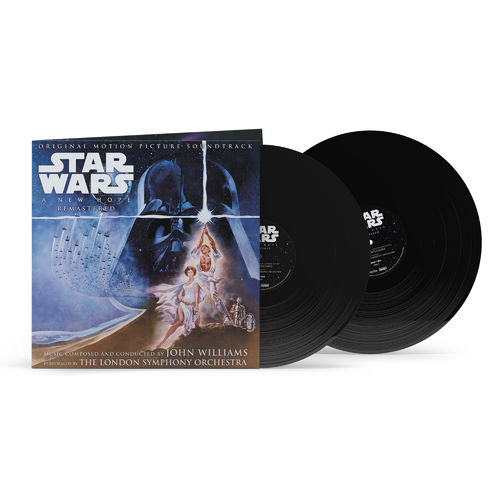 John Williams: Star Wars 'A New Hope' Original Motion Picture Soundtrack
