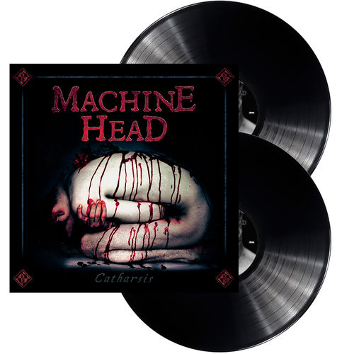 Machine Head: Catharsis: Limited Gatefold