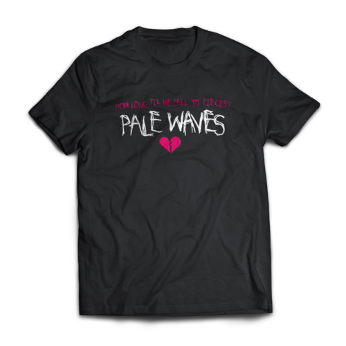 Pale Waves: Fall To Pieces T-Shirt