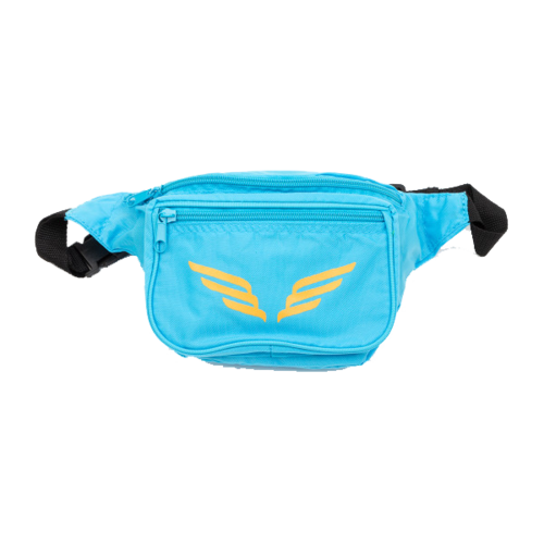 Mumford & Sons : Wings Fanny Pack (NEON BLUE)