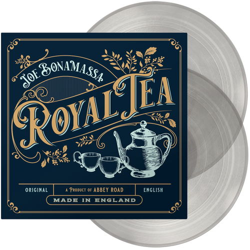 Joe Bonamassa: Royal Tea: Limited 180gm Transparent Tea Vinyl