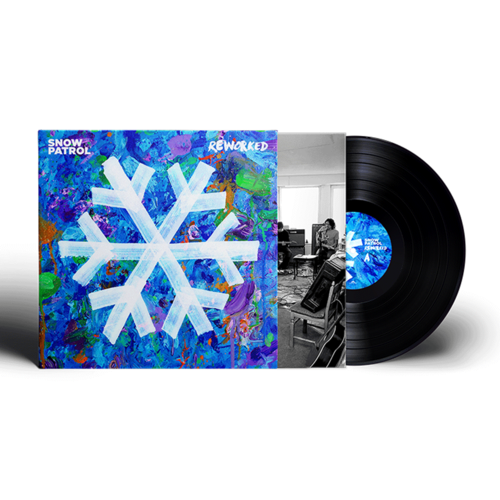 Snow Patrol: Reworked Double Gatefold Vinyl